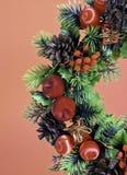 Διακοσμήσεις Χριστουγέννων Στοκ Εικόνες