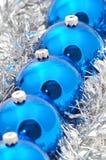 διακοσμήσεις Χριστουγέννων Στοκ εικόνες με δικαίωμα ελεύθερης χρήσης