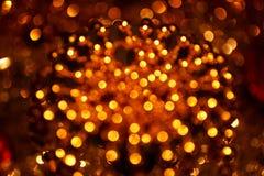 Διακοσμήσεις 5 Χριστουγέννων Στοκ Εικόνες