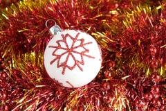 Διακοσμήσεις χριστουγεννιάτικων δέντρων στοκ φωτογραφίες με δικαίωμα ελεύθερης χρήσης
