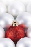 διακοσμήσεις Χριστου&gamm Στοκ εικόνα με δικαίωμα ελεύθερης χρήσης