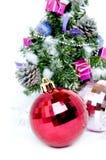 διακοσμήσεις Χριστου&gamm Στοκ φωτογραφία με δικαίωμα ελεύθερης χρήσης
