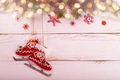 διακοσμήσεις Χριστου&gamm Στοκ Φωτογραφία