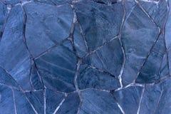 Διακοσμήστε γκρίζο grunge υποβάθρου τοίχων πλακών το πέτρινο στοκ εικόνα