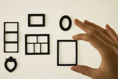 Διακοσμήστε το σπίτι στοκ εικόνες με δικαίωμα ελεύθερης χρήσης