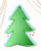 διακοσμημένα Χριστούγεν&nu Στοκ Εικόνες