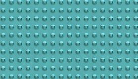 Διακοσμημένη κυκλική επιφάνεια μετάλλων Το μέταλλο καρφώνει το σχέδιο Γυαλισμένος ο περίληψη χάλυβας η επιφάνεια μετάλλων χαλκού  ελεύθερη απεικόνιση δικαιώματος