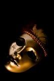 διακοσμημένη μάσκα Βενετός Στοκ εικόνα με δικαίωμα ελεύθερης χρήσης