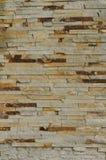 Διακοσμημένος ο Stone τοίχος Στοκ φωτογραφίες με δικαίωμα ελεύθερης χρήσης