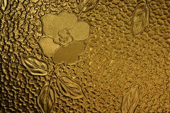 διακοσμημένο πλακάκι λουλουδιών Στοκ φωτογραφία με δικαίωμα ελεύθερης χρήσης