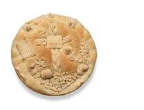 Διακοσμημένο ψωμί Στοκ Φωτογραφίες