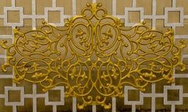 διακοσμητικά κάγκελα Στοκ φωτογραφία με δικαίωμα ελεύθερης χρήσης