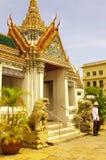 διακοσμητικά μεγάλα palais πο& Στοκ Εικόνα