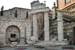 Διακοσμητικές καταστροφές Στοκ εικόνα με δικαίωμα ελεύθερης χρήσης