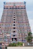 Διακοσμητική ινδή είσοδος ναών Στοκ φωτογραφία με δικαίωμα ελεύθερης χρήσης