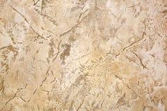 Διακοσμητική κάλυψη για τους τοίχους κάτω από μια ελαφριά μπεζ πέτρα στοκ φωτογραφίες