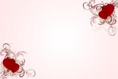 διακοσμητική καρδιά ανα&sigma διανυσματική απεικόνιση