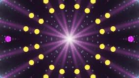 Διακοσμητική νέα ποιότητα υποβάθρου ζωτικότητας σχεδίων φω'των συμμετρική kaleidoscopic εθνική φυλετική psychedelic αναδρομική απεικόνιση αποθεμάτων