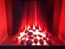 Διακοσμητική πυρκαγιά Στοκ εικόνες με δικαίωμα ελεύθερης χρήσης