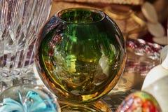 Διακοσμητική σφαίρα γυαλιού Στοκ Εικόνες