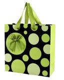 Διακοσμητική τσάντα δώρων εγγράφου Στοκ Εικόνα