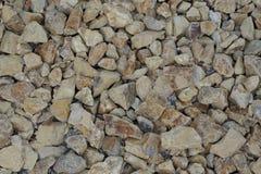 Διακοσμητικοί βράχοι εξωραϊσμού Στοκ Φωτογραφία