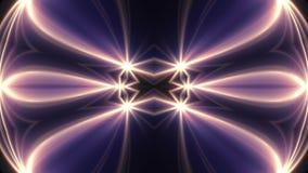 Διακοσμητικός ελαφριών ακτίνων καλειδοσκόπιων εθνικός φυλετικός psychedelic σχεδίων νέος ποιοτικός αναδρομικός τρύγος βρόχων ζωτι διανυσματική απεικόνιση