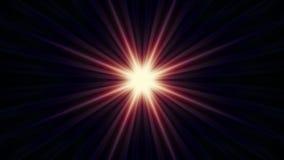 Διακοσμητικός ελαφριών ακτίνων τρεμουλιάσματος αστεριών σχεδίων ζωτικότητας άνευ ραφής ντόπιος ποιοτικών αναδρομικός εκλεκτής ποι απεικόνιση αποθεμάτων