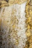 Διακοσμητικός μεγάλος καταρράκτης στοκ φωτογραφία με δικαίωμα ελεύθερης χρήσης