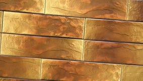 Διακοσμητικό άνευ ραφής σπίτι τούβλου περιστροφής Υπόβαθρο πλινθοδομής Φραγμός αριθμού φιλμ μικρού μήκους