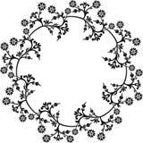 διακοσμητικό διάνυσμα πλαισίων Στοκ φωτογραφία με δικαίωμα ελεύθερης χρήσης