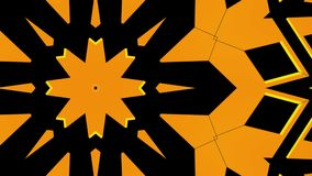 Διακοσμητικό καλειδοσκόπιων κόκκινο ορυκτό μαρμάρινο υπόβαθρο ζωτικότητας σχεδίων σύστασης κινούμενο - νέος ποιοτικός αναδρομικός απεικόνιση αποθεμάτων