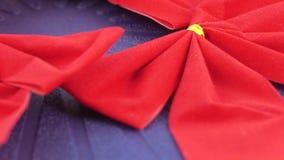 διακοσμητικό κόκκινο τόξων φιλμ μικρού μήκους