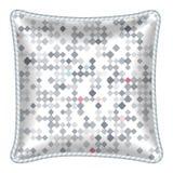 διακοσμητικό μαξιλάρι διανυσματική απεικόνιση