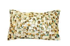 διακοσμητικό μαξιλάρι Στοκ φωτογραφία με δικαίωμα ελεύθερης χρήσης