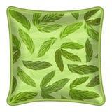 Διακοσμητικό μαξιλάρι Στοκ εικόνα με δικαίωμα ελεύθερης χρήσης
