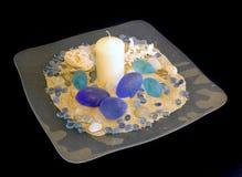 διακοσμητικό πιάτο Στοκ εικόνες με δικαίωμα ελεύθερης χρήσης