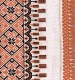 διακοσμητικό πρότυπο Ου&k Στοκ Εικόνες