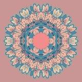 Διακοσμητικό σχέδιο mandala στοκ φωτογραφίες με δικαίωμα ελεύθερης χρήσης
