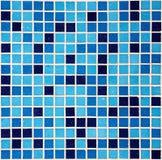 Διακοσμητικό τετραγωνικό κεραμίδι σύστασης Στοκ εικόνες με δικαίωμα ελεύθερης χρήσης