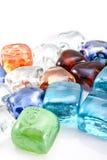 Υπόβαθρο πετρών γυαλιού στοκ φωτογραφία με δικαίωμα ελεύθερης χρήσης