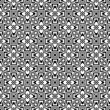 Διακοσμητικό υπόβαθρο σχεδίων λουλουδιών γραπτό άνευ ραφής επαναλαμβανόμενο γεωμετρικό Κλωστοϋφαντουργικό προϊόν, βιβλία, Διανυσματική απεικόνιση