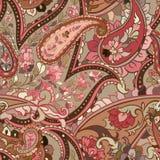 Διακοσμητικό floral άνευ ραφής σχέδιο boho Στοκ Εικόνες