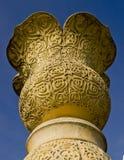 διακοσμητικό floral μεγάλο vase Στοκ Εικόνα