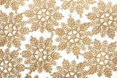 Διακοσμητικό snowflake Χριστουγέννων Στοκ φωτογραφία με δικαίωμα ελεύθερης χρήσης