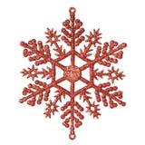 Διακοσμητικό snowflake Χριστουγέννων. Στοκ Εικόνα