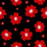 διακοσμητικό swatch λουλουδιών ελεύθερη απεικόνιση δικαιώματος