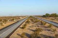 Διακρατικός Νο 8 της Αριζόνα το πρωί στοκ φωτογραφίες με δικαίωμα ελεύθερης χρήσης