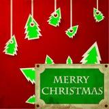 Διακριτικό 3 Χριστουγέννων Στοκ Εικόνες