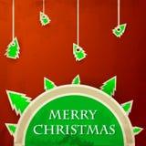 Διακριτικό 4 Χριστουγέννων Στοκ Εικόνες